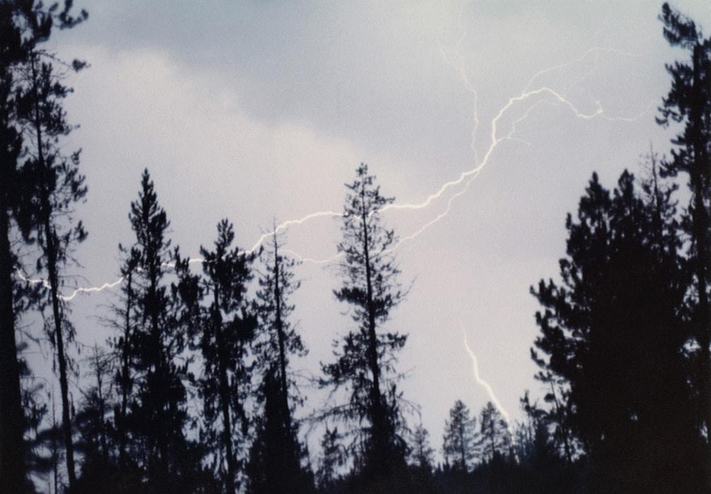 Ron Jude, Storm Sky #2