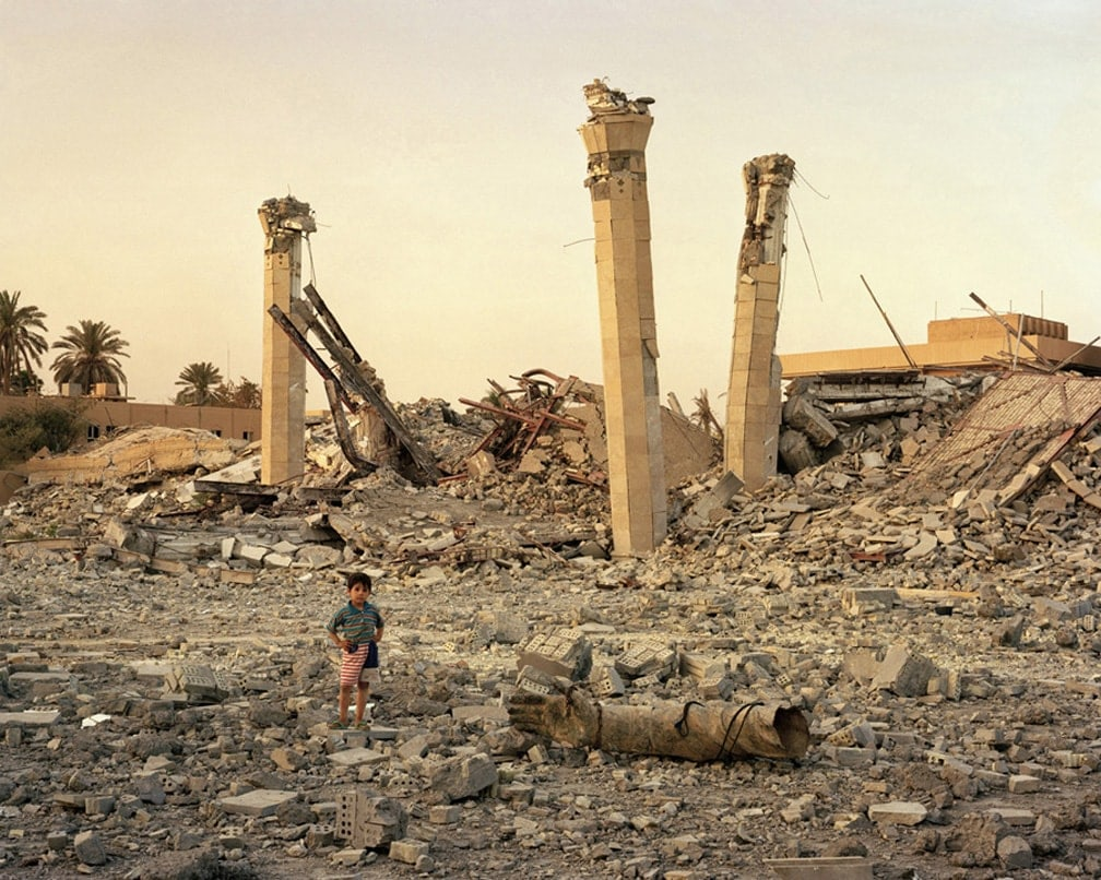 We Are Making A New World: Liberated Baghdad