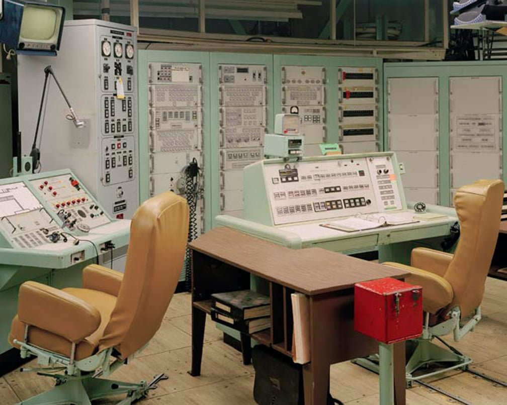 Missile Launch Bunker