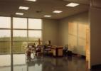 Unoccupied office, Mitsubishi, Vitre