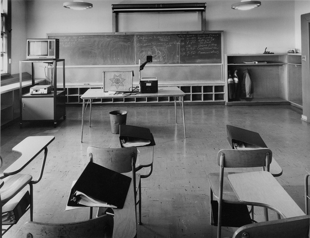 Catherine Wagner, American Classrooms