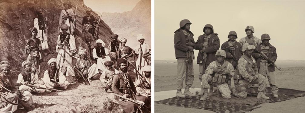 Simon Norfolk, John Burke, Afghanistan, Photographs
