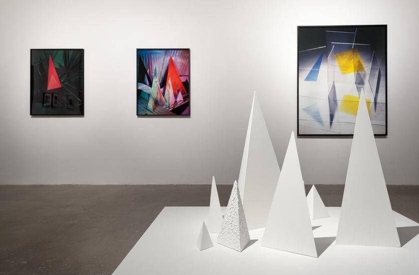 Installation Views Barbara Kasten: Stages