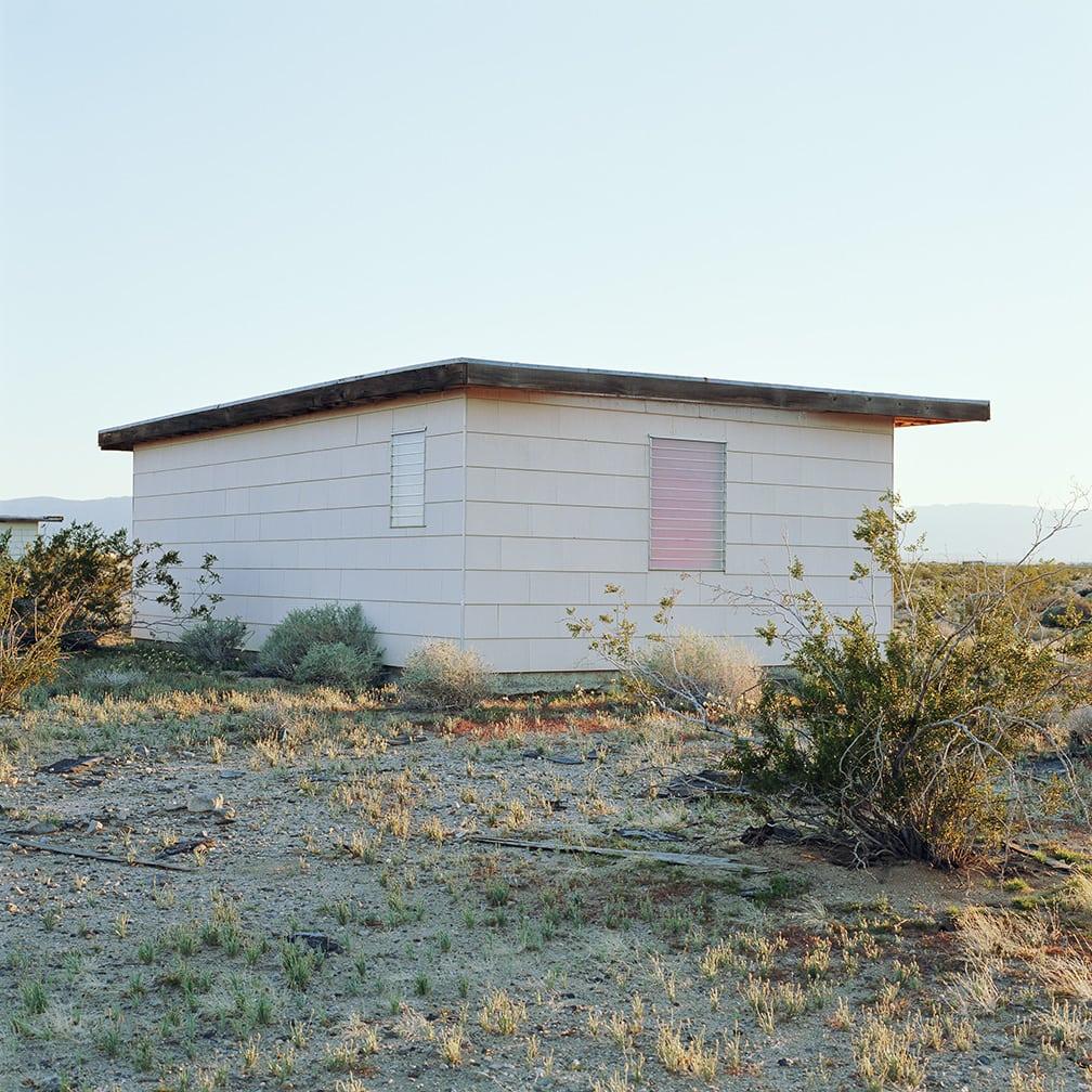 John Divola - Isolated Houses