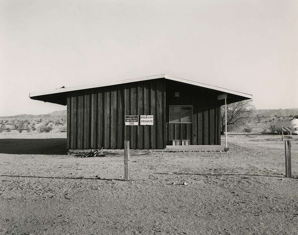 Mark Ruwedel, Wonder Valley Survey