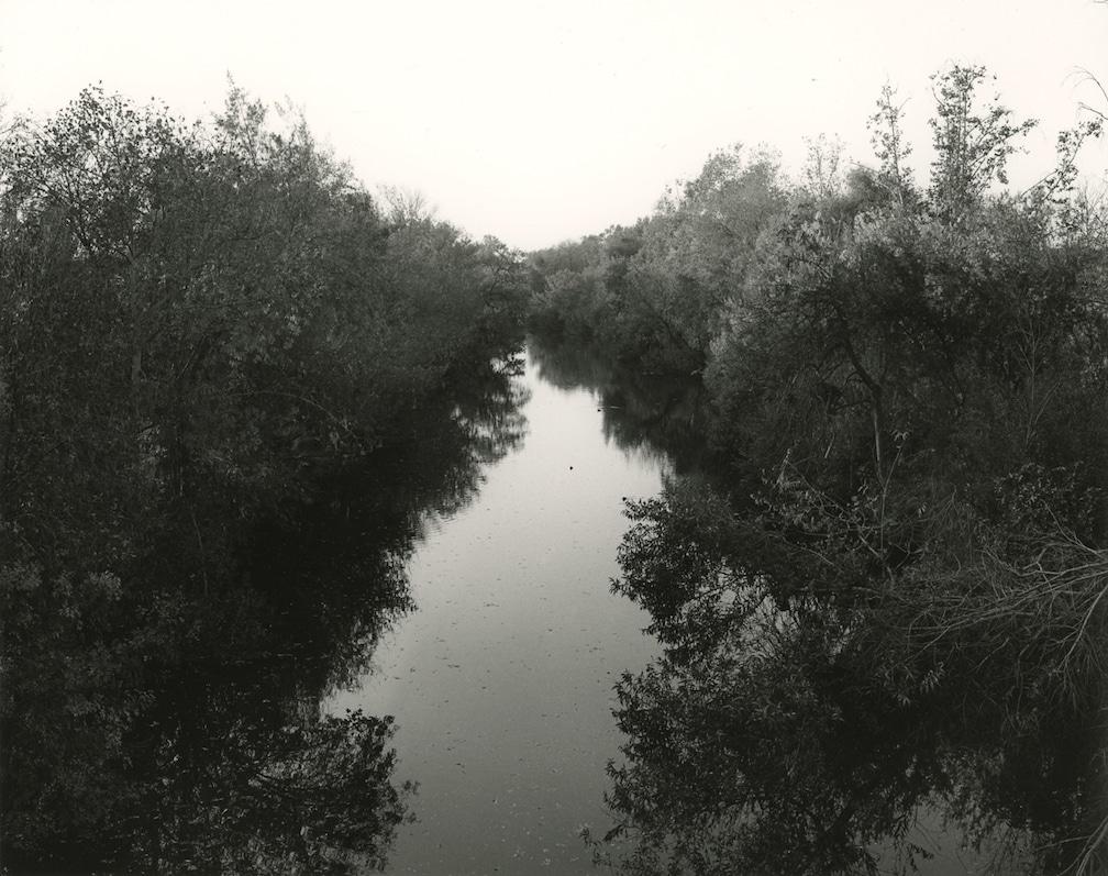 LA River View #6, 2017