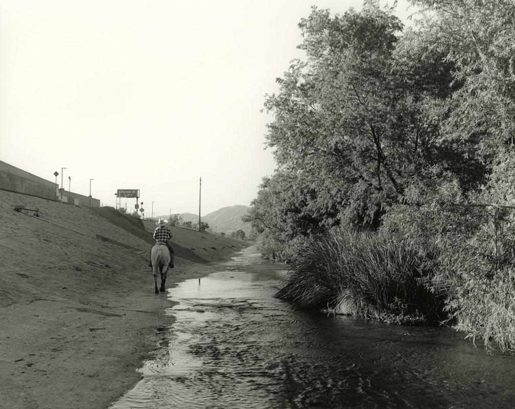 LA River_Glendale Narrows #24, 2017